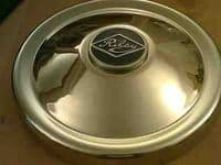 RILEY 4/68 +4/72 NEW CHROME HUB CAPS  X 4 (FREE UK POST) MADE IN ENGLAND